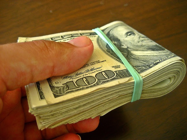 millionaires giving away money