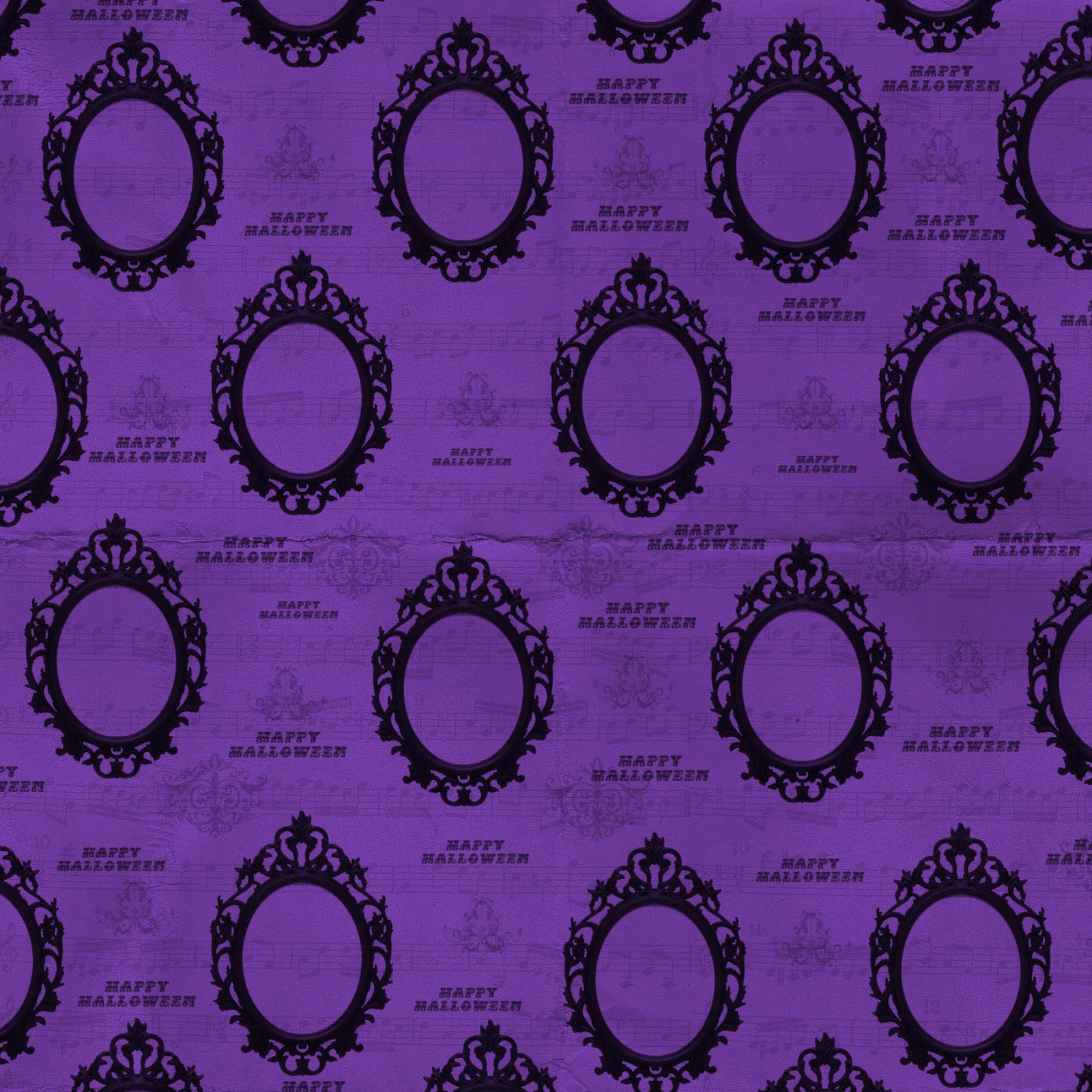It is a photo of Witty Purple Scrapbooking Paper