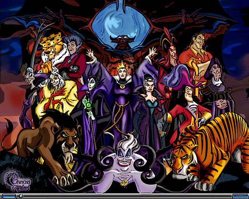 Disney Villains Blogspot