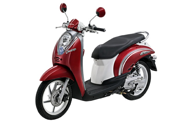 2011 Honda Scoopy