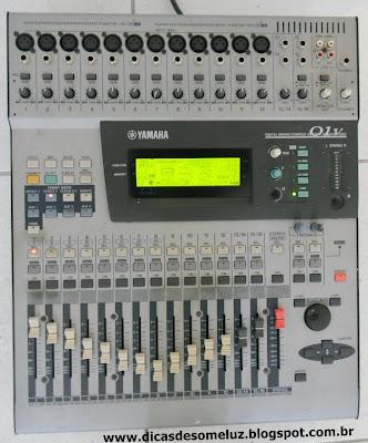 Manual Em Portugues Da Yamaha 01v96 Familyupload