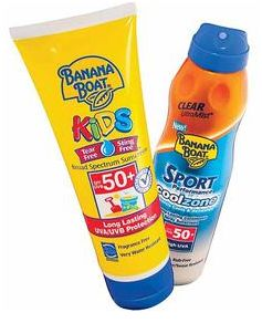 New Banana Boat Sun Care Products Coupon = Great Deals At Target