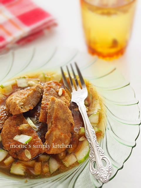 resep pempek kulit ikan tongkol