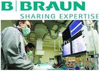 B. Braun Medical Indonesia Lowongan Kerja Terbaru Document Controller rekrutmen July 2013