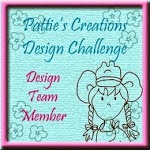 Pattie's Creations Design Team Member