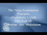 The Three Fundamental Principles (5/10)
