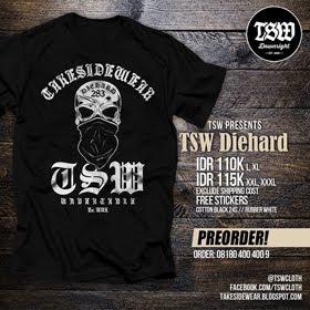 "Kaos ""TSW DIEHARD"""