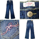 OshKosh B'gosh Slim Bootcut Jeans, 10T, RM39