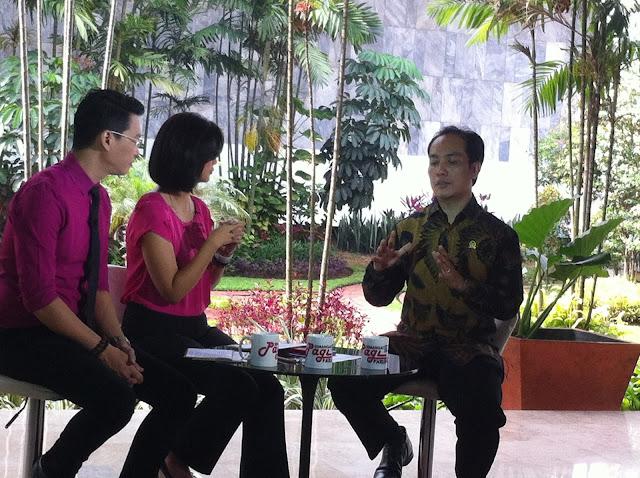 Anggota Komisi V Dorong Percepatan Pembangunan Irigasi di Sumsel