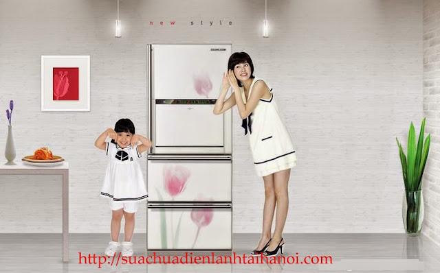 Bảo hành tủ lạnh Electrolux tại Hà Nội, sửa tủ lạnh giá rẻ