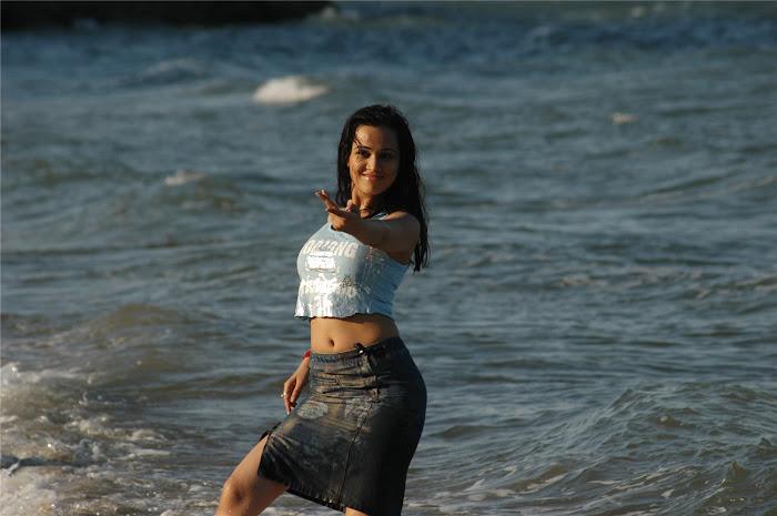 priyanka kothari aka nisha kothari ,armpit in beach unseen pics