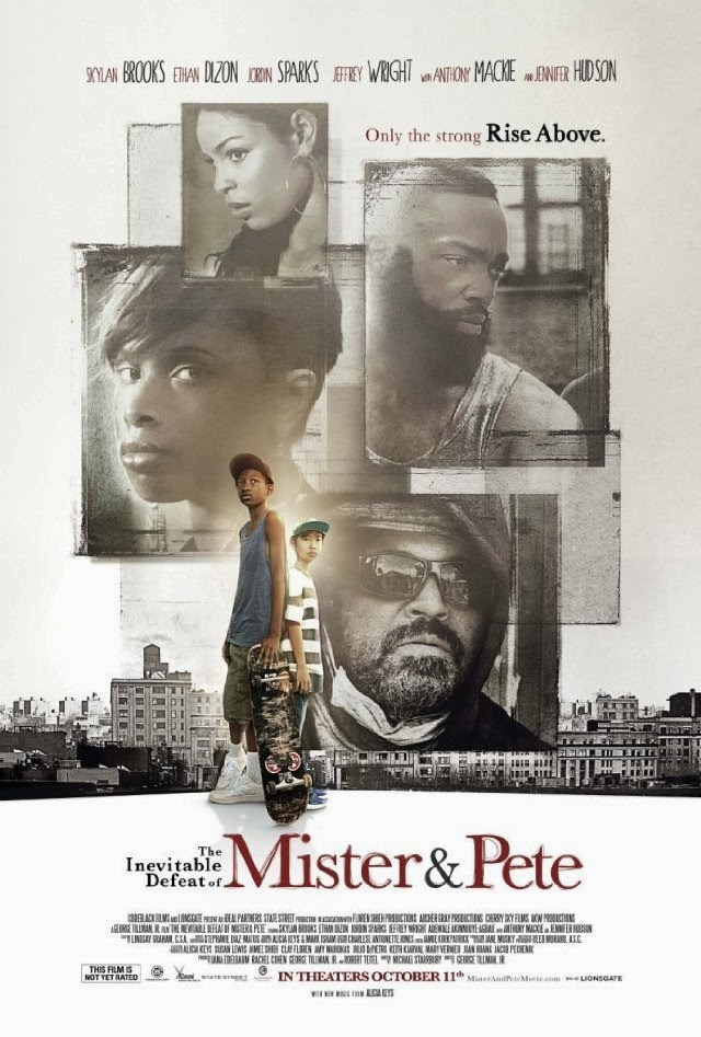 The Inevitable Defeat of Mister and Pete – DVDRip AVI + RMVB Legendado