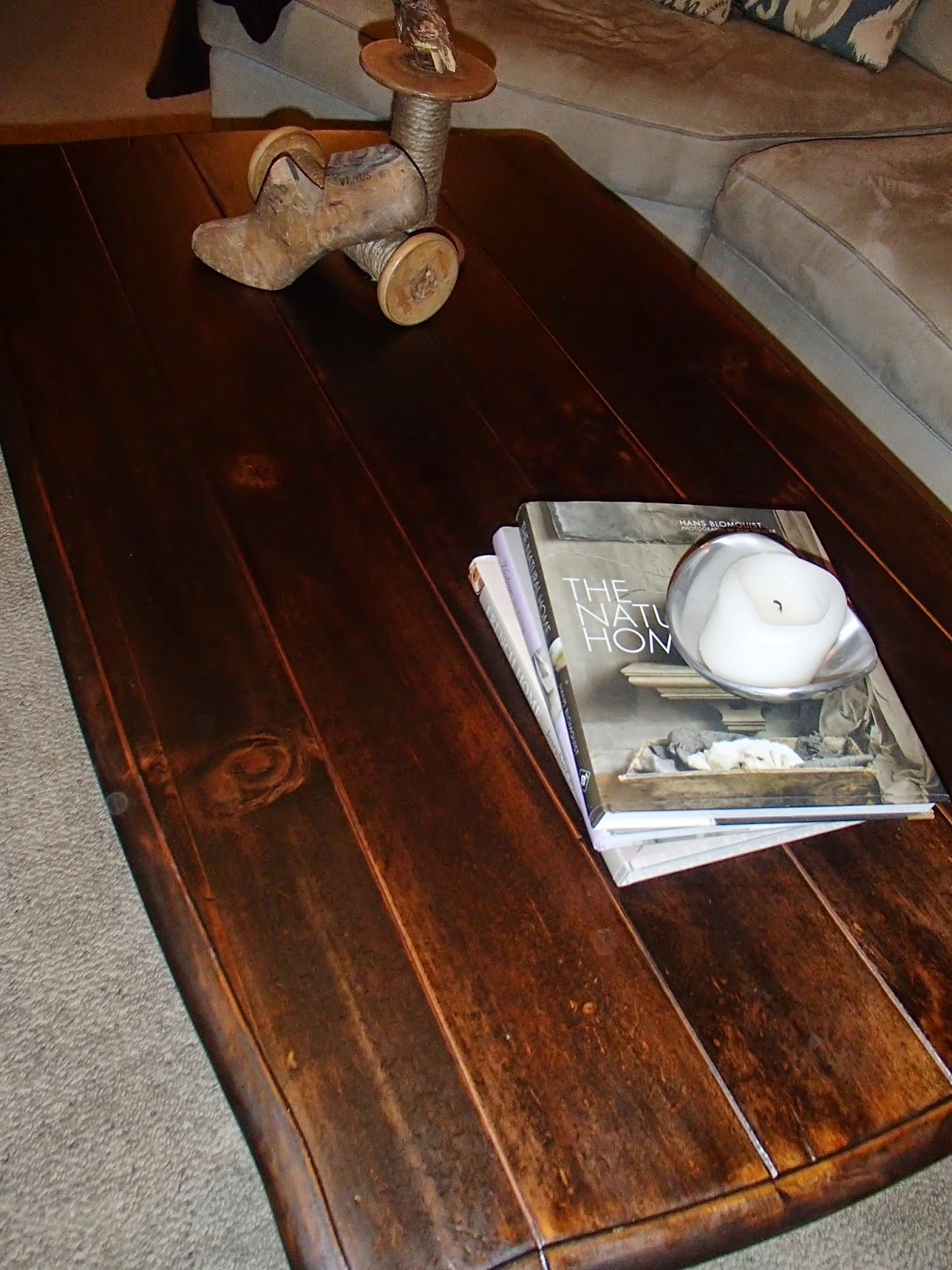New Again Country French Coffee Table