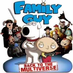 Family Guy Back to the Multiverse Single Link Iso Full Version