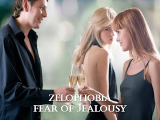 Zelophobia, fear of jealousy