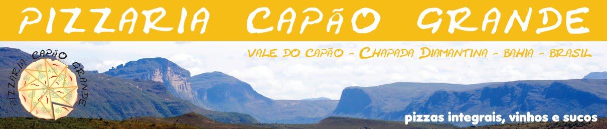 Pizzaria Capão Grande - Vale do Capão / Chapada Diamantina