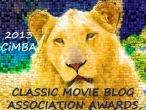Click the CiMBA logo to view nominees & winners for 2013
