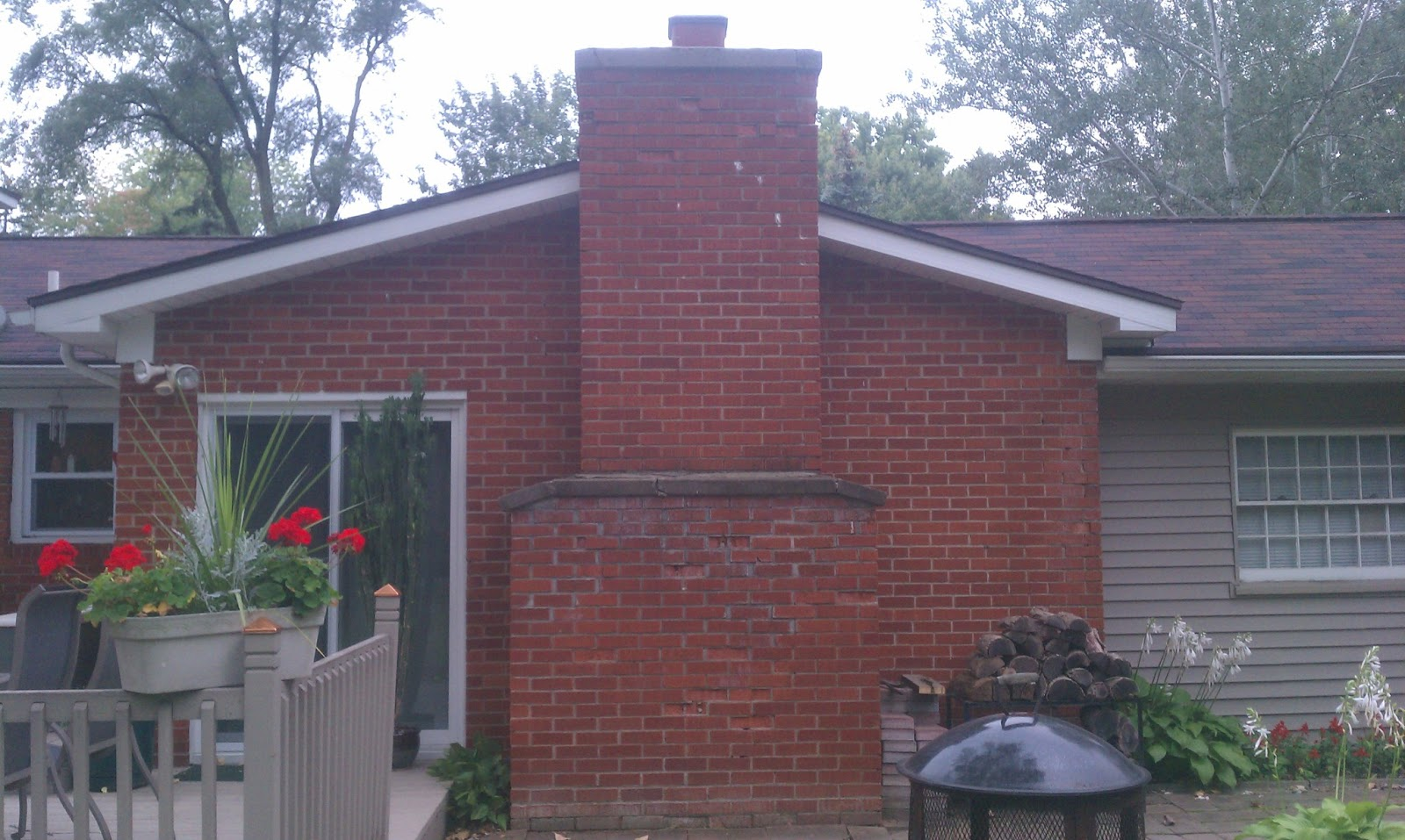 michigan brick repair