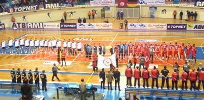 Túnez derrota a Alemania en amistoso | Mundo Handball
