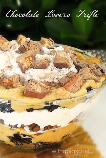 Chocolate Lovers Trifle