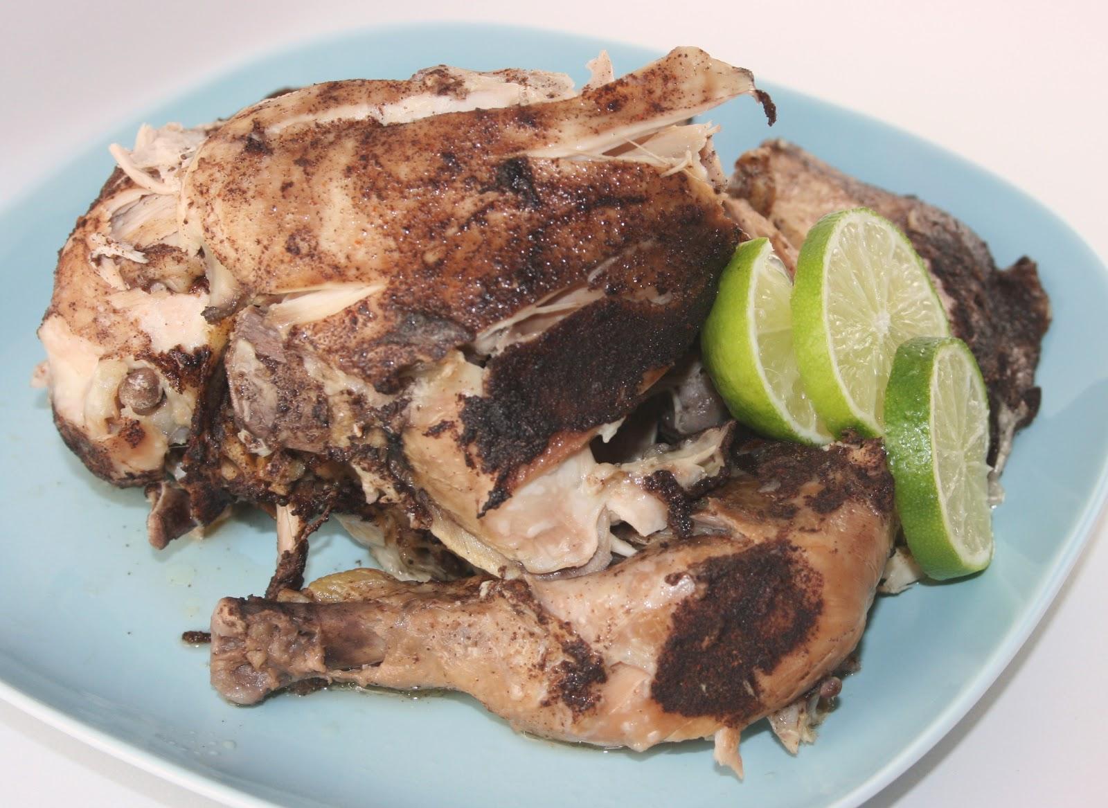 Slow cooker caribbean jerk chicken recipe recipe recipes slow cooker caribbean jerk chicken recipe forumfinder Image collections