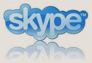 download Skype so you can talk, chat or make video calls for nothing