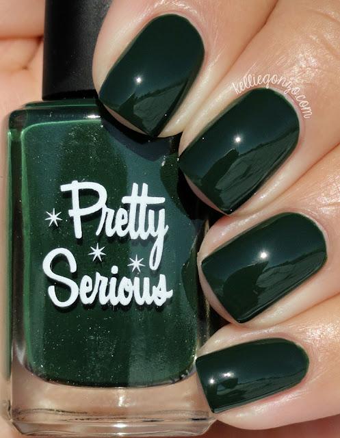 Pretty Serious Cosmetics Darkling Squishy