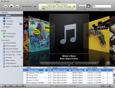 iTunes Music Player For Windows & Mac