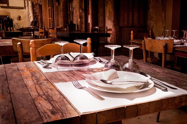 La buena mesa (de comedor)