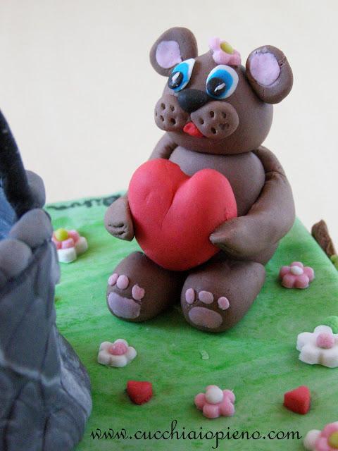 como fazer chocolate plastico