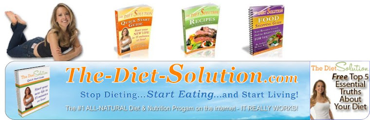 Try The Diet Solution Program Today!