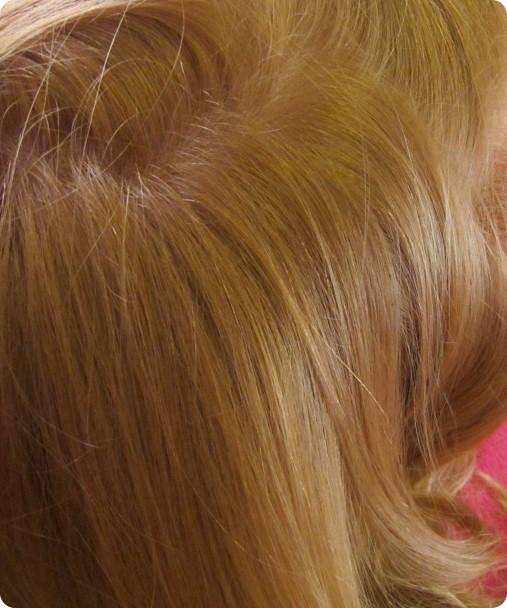 Farbowanie Odrost 243 W Color Amp Soin 8n Pszeniczny Blond