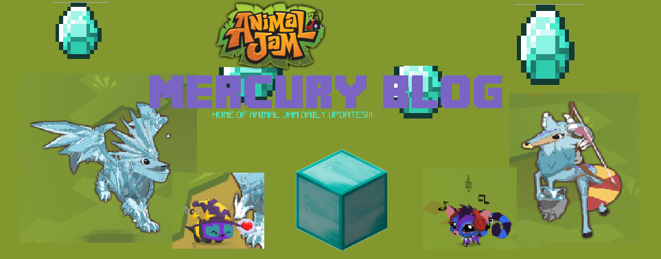 Animal Jam Mercury
