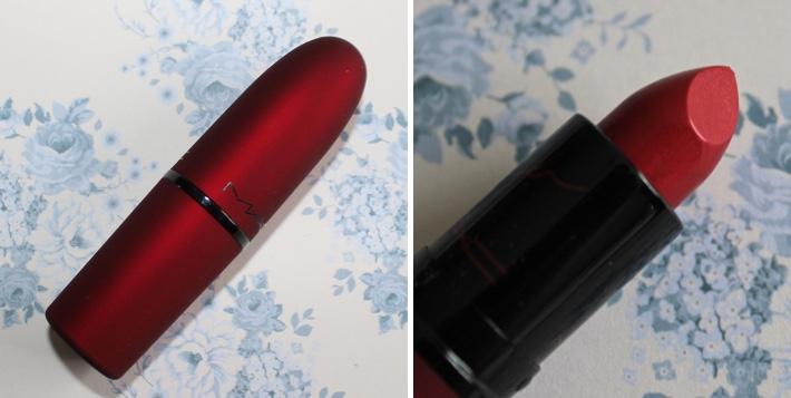 mac viva glam rihanna lipstick
