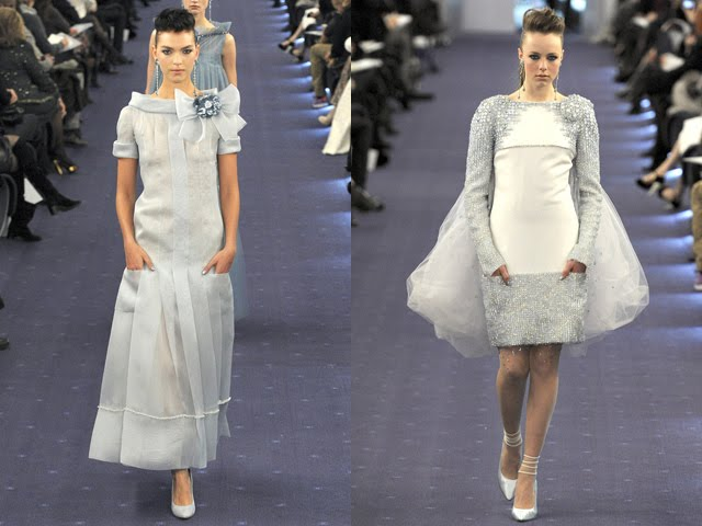 Runway report paris haute couture fashion week chanel for Haute couture pronounce