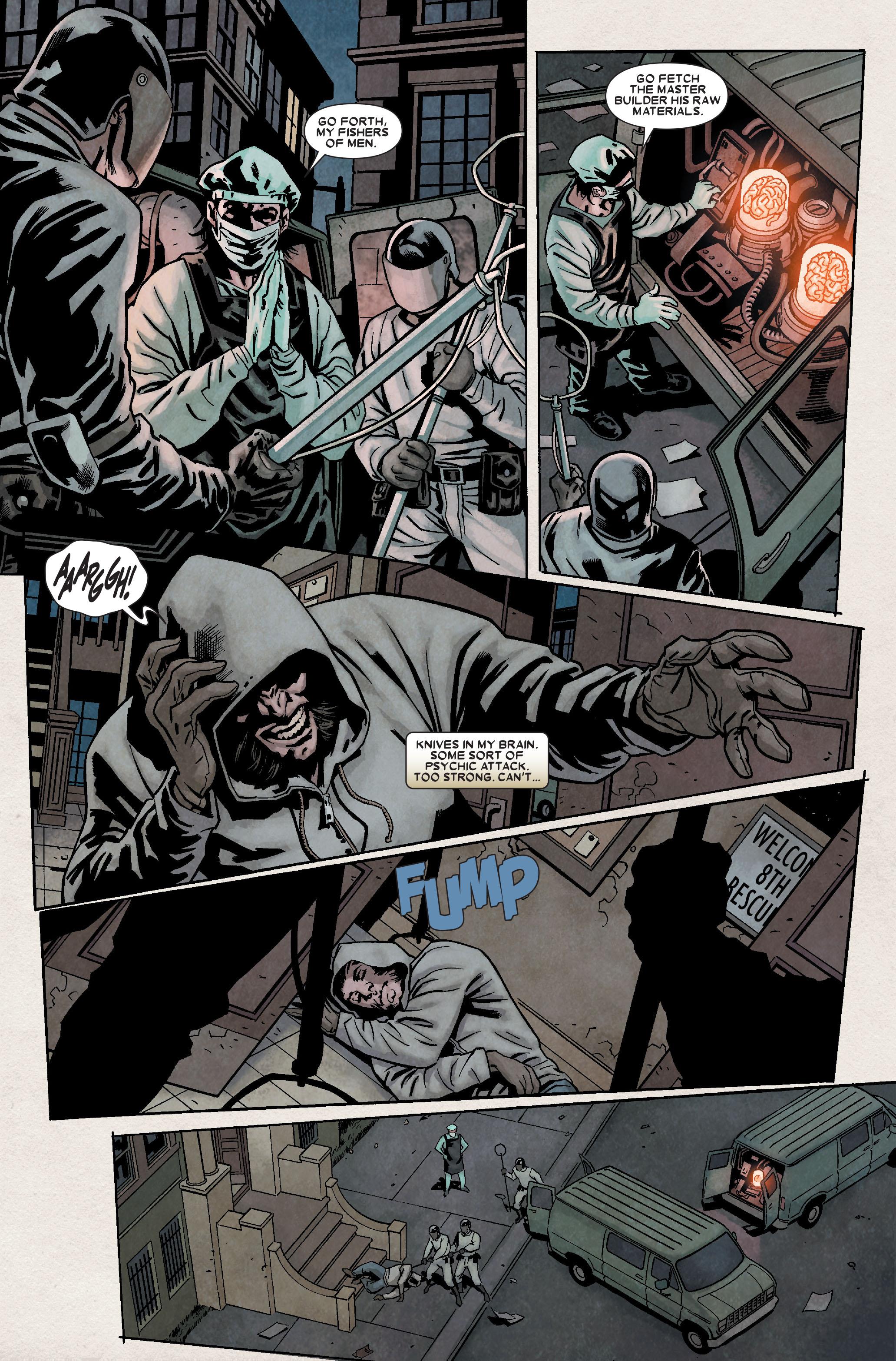 Wolverine: Weapon X #8 #9 - English 12