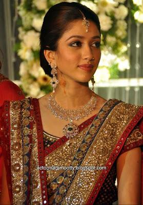 Actress at Mammootty Son Wedding Reception stills