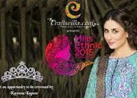 Get Craftsvilla Miss Ethnic Contest 2015 :buytoearn