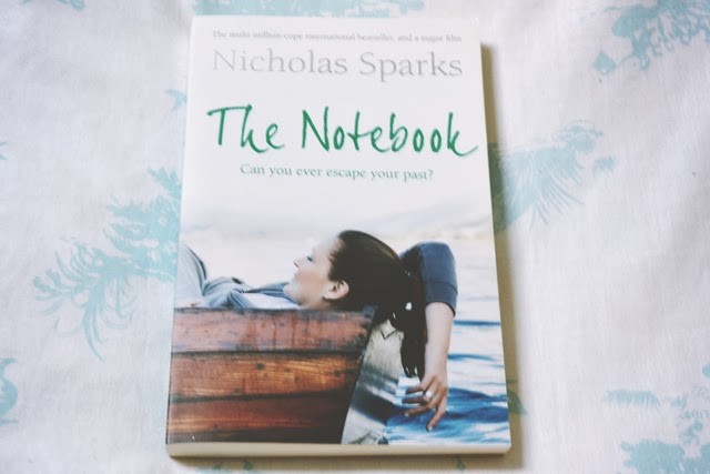 book report the notebook by nicolas