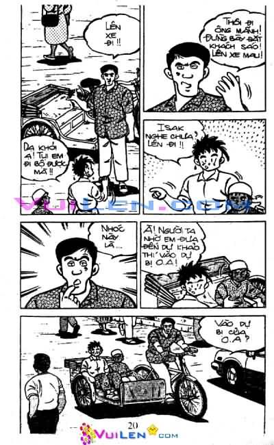 Jindodinho - Đường Dẫn Đến Khung Thành III  Tập 45 page 20 Congtruyen24h
