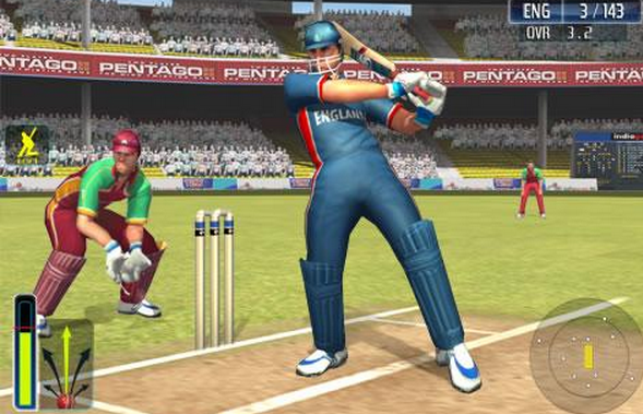 Cricket Game Mobile Android - download.cnet.com