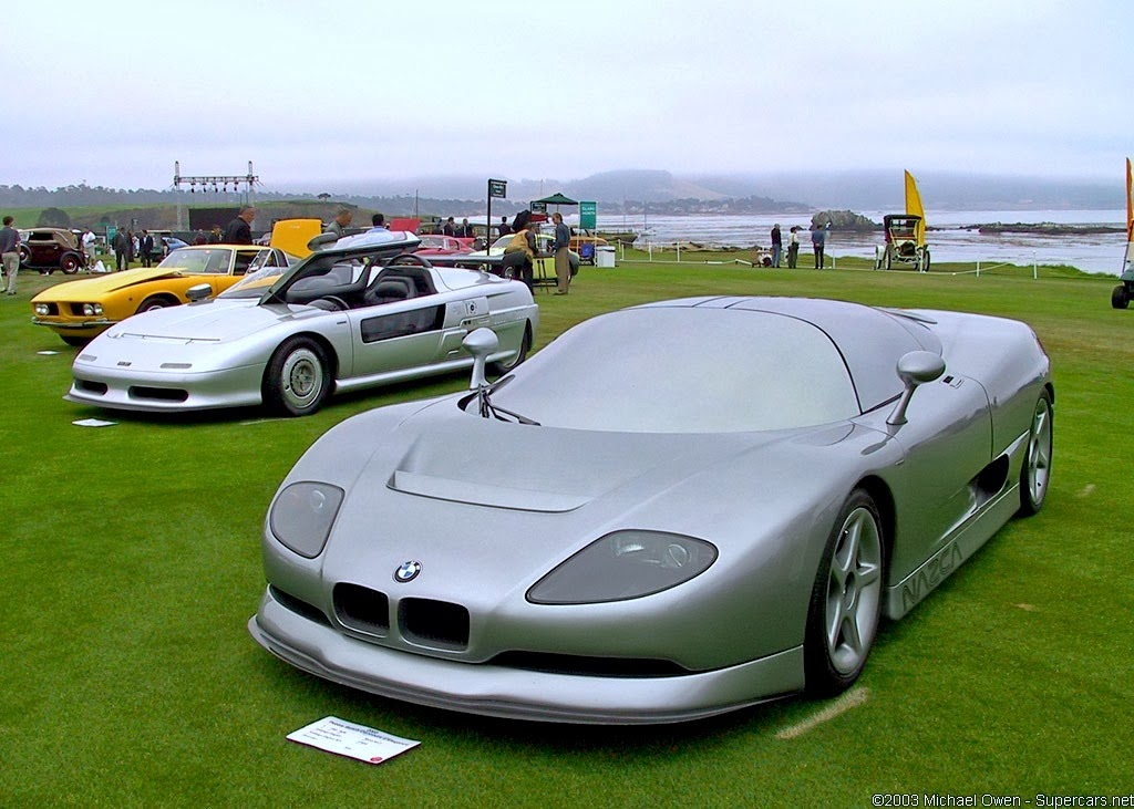 1991 Bmw Nazca M12 Related Infomation Specifications Weili