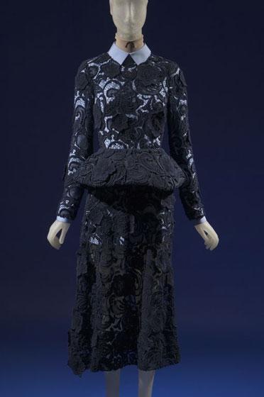 Prada-ensemble-blue-cotton