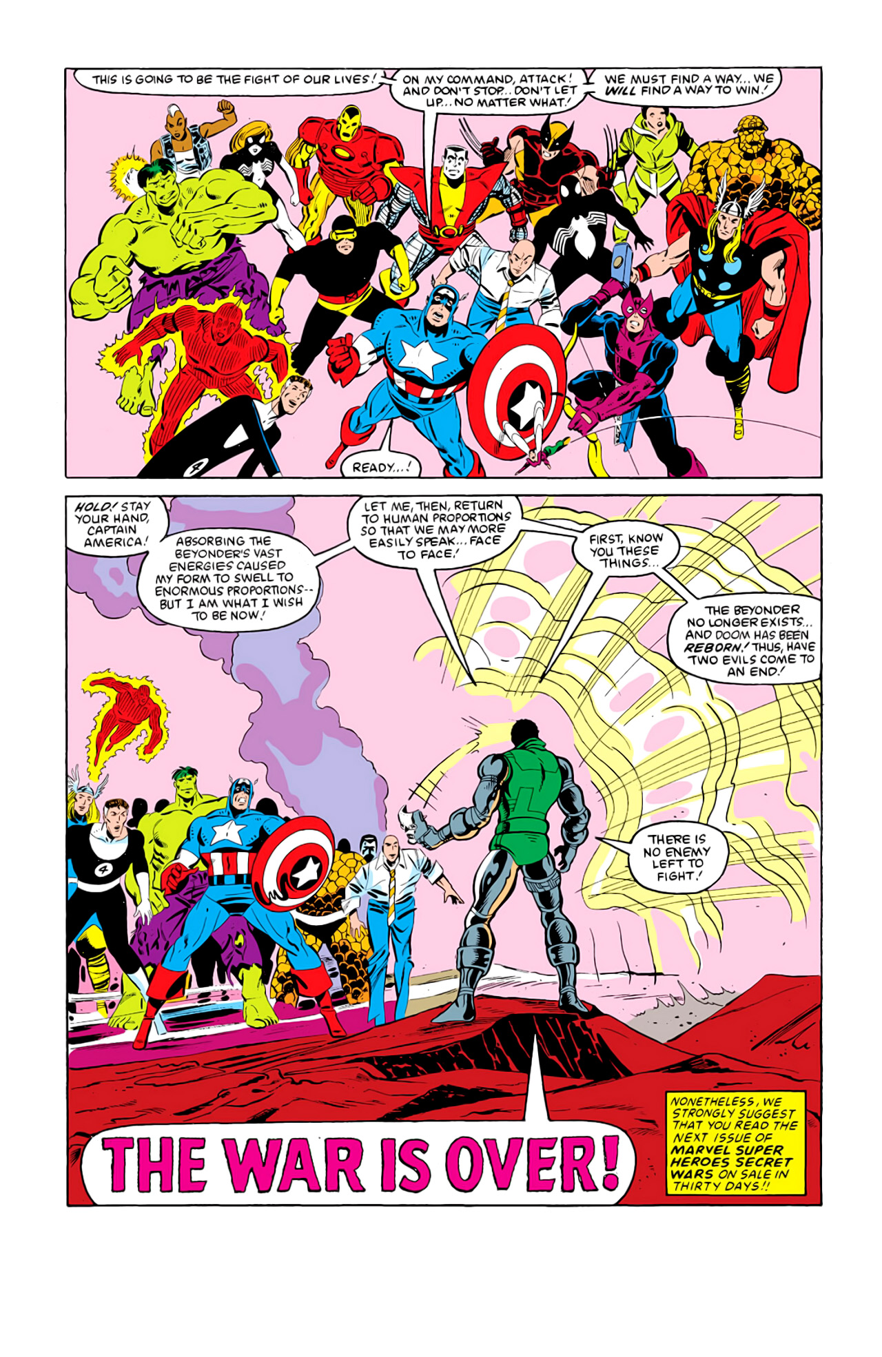 Captain America (1968) Issue #292k #218 - English 27