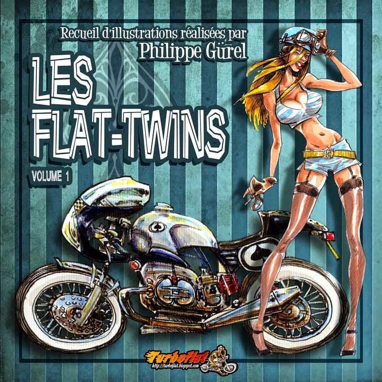 Les Flat-Twins par Philippe Gürel