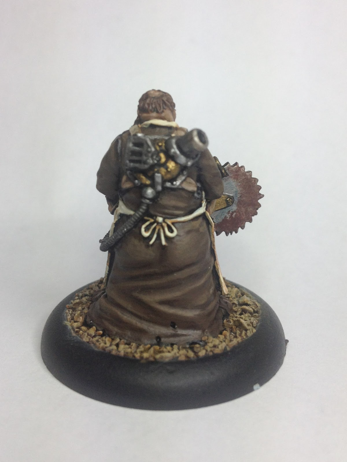 malifaux sebastian morgue assistant - Morgue Assistant