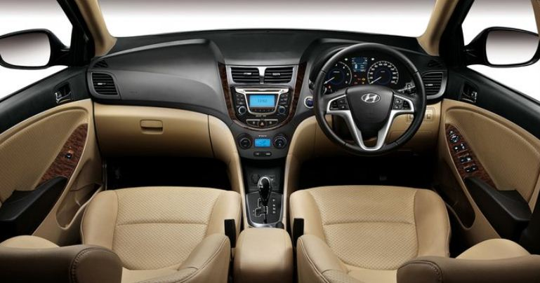 New Verna Is Also One Of The Safest Cars In Its Segment It Features SRS Airbags Front Rear Disk Brakes Parking Sensors Anti Lock Braking System And