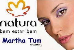 Martha Tum consultora Natura - Cel. 9959-4841