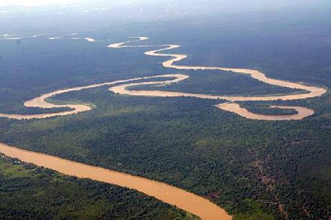 More About Of Sarawak Rajang River