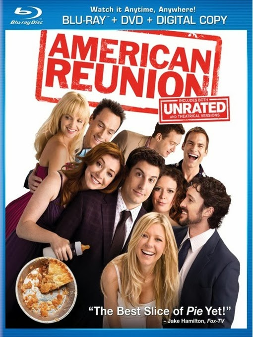 American Reunion (2012) 720p BluRay x264 DTS Movie DUAL AUDIO HINDI-ENGLISH
